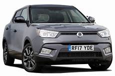 Ssangyong Tivoli Suv Review Carbuyer