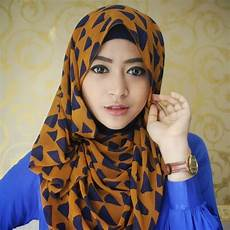 Tutorial Pashmina Kuliah Ala Farani 2019