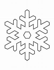 Schneeflocken Malvorlagen Ios Schneeflocken Vorlage Ausdrucken Tippsvorlage Info