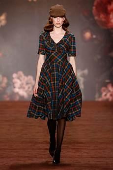 Herbst 2016 Mode - lena hoschek fashion week berlin januar 2016 mode herbst