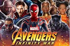 marvel infinity war 2 infinity war trailer enjoys third debut