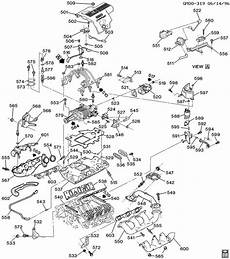 gm 3 8 liter engine vacuum diagram engine asm 3 8l v6 part 5 manifold and fuel related parts