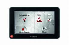 Becker Navi Software - auto navi becker traffic assist z 116 im test
