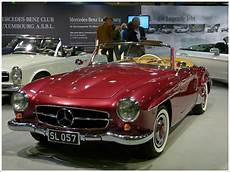 mercedes oldtimer 190 sl cabrio