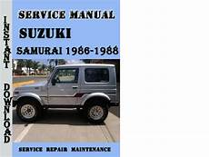auto manual repair 1995 suzuki samurai head up display manual repair engine for a 1986 suzuki sj 410 suzuki samurai sj service repair manual