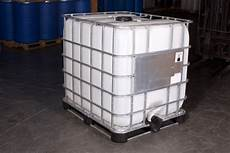 tote ibc high density polyethylene reconditioned 1000
