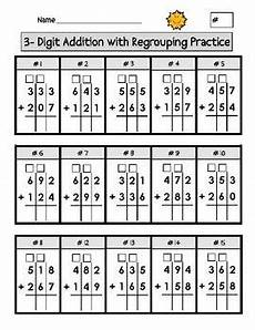 multiplication with regrouping worksheets grade 3 4824 17 best images about classroom on place value worksheets cut and paste and reading