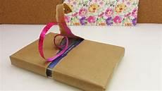 Geschenke Lustig Verpacken - geschenke einpacken 3 coole ideen tricks zum geschenke