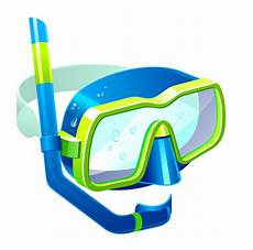 transparent blue snorkel mask png clipart gallery yopriceville high quality images and