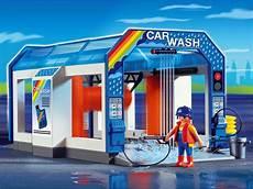 station de lavage automatique playmobil station de lavage voitures 4312