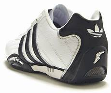 adidas originals goodyear adi racer low trainers white