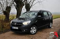 Dacia Lodgy Sce 100 Lpg Laureate Im Test Das Autotagebuch