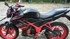 Honda Modifikasi by Modifikasi Honda Cb150r 2016 Part 1