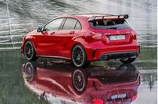 Mercedes Amg A45 - mercedes a45 amg muscles up to 381bhp in 2016 a class