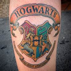 10 harry potter themed tattoos that are absolutely magical
