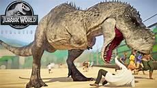 Jurassic World Malvorlagen Mod Vastatosaurus Rex In Jurassic World Evolution New Mod