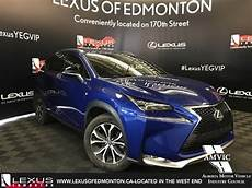 lexus nx f sport executive executive demo blue 2016 lexus nx 200t f sport series 2 in depth review edmonton alberta