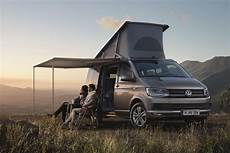 New Vw T6 Based California Cer Unveiled Carscoops
