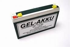 simson batterie gel akku 6v 7 2 ah s50 s51