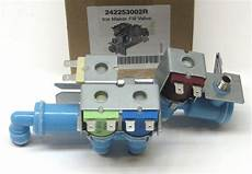 water inlet valve for electrolux frigidaire 242253002 ap5669874 ps7321353 ebay