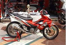 Jupiter Modif Road Race by Modifikasi Jupiter Mx Ala Road Race Otomotif