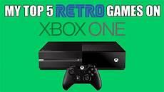 my top 5 retro on xbox one