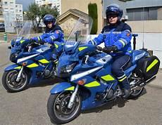 Gendarmerie Les Motards Gardois Changent De Tenue
