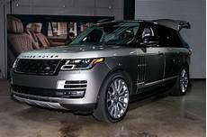 land rover shows off updated 2018 range rover svautobiography automobile magazine