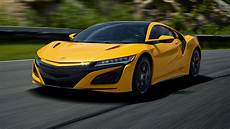 2020 acura nsx 2020 acura nsx brings back indy yellow motortrend