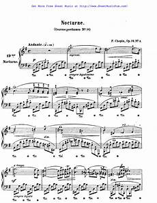 free sheet music for nocturne in e minor op 72 no 1 chopin fr 233 d 233 ric by fr 233 d 233 ric chopin