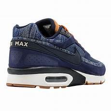nike air max classic bw premium blau herren sneaker schuhe