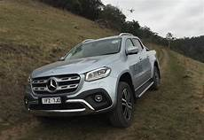 mercedes x class mercedes x class ute now on sale in australia