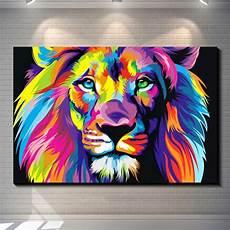 compre dazzle cor pintura da arte da c 243 pia da arte da lona do le 227 o na lona c 243 pias da pintura de