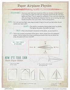 paper airplane science worksheets 15715 paper airplane physics science worksheets physics homeschool science