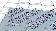Solar Roof Top With Placement Of Solar Mounting Structure