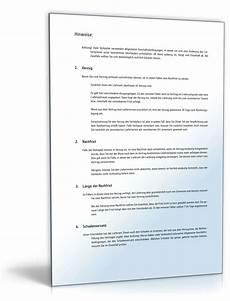 Frist Setzen Muster - nachfristsetzung lieferverzug vorlage zum