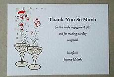 thank you card template engagement personalised engagement thank you cards 5 10 15 20 25 30