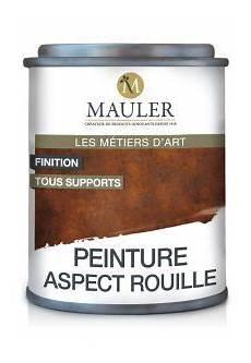peinture metal exterieur peinture de finition effet m 233 tal v33 m 233 tal rouill 233 0 25l