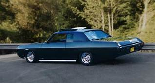 Chevrolet Caprice Coupe 1969 Dark Green For Sale