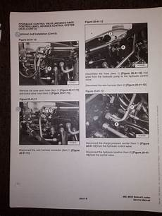 864 bobcat wiring schematic bobcat 864 track skid steer service manual book 6900945 finney equipment and parts