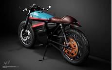 moto 125 electrique honda electric cafe racer moto electrique 3 c 233 zanne