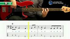 how to play a bass guitar ex038 how to play bass guitar bass guitar lessons for beginners