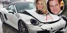 Schwerer Unfall Im Porsche Heger Und Stark