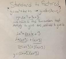quadratics emma