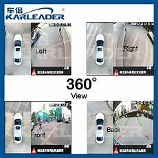 360 degree surround view car system for universal