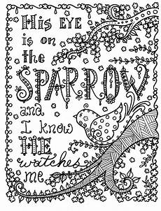 hymn spiration 4 coloring pages instant dowload art to color