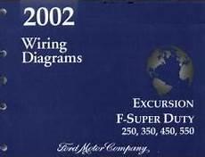automotive service manuals 2002 ford f350 interior lighting 2002 ford excursion f250 f350 f450 f550 f super duty truck wiring diagrams