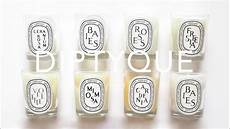 diptyque candele diptyque candles collection and review
