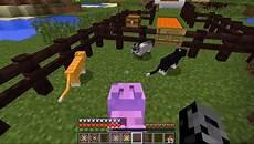 minecraft mod animaux animal bikes mod 1