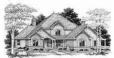 chateauesque house plans french country two story hwbdo07719 chateauesque house